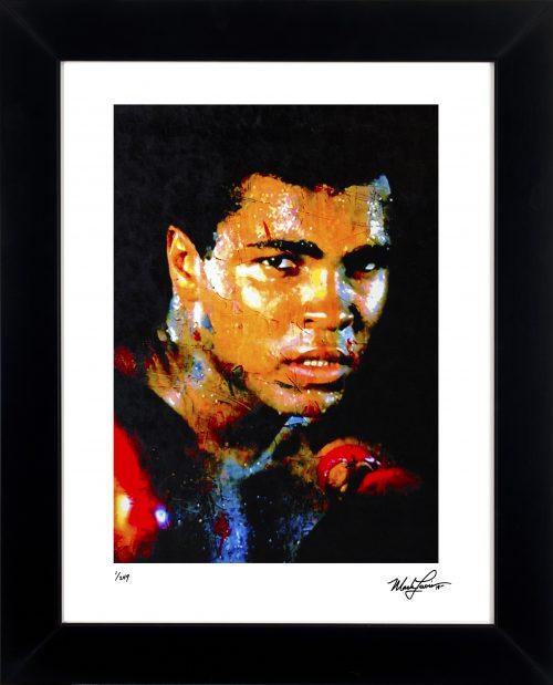 Muhammad Ali - Affirmation Realized by Mark Lewis