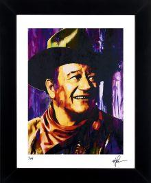 John Wayne - Brilliant Dawn by Mark Lewis