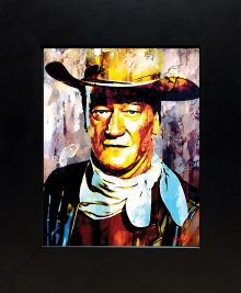 John Wayne - Gallant Duke by Mark Lewis