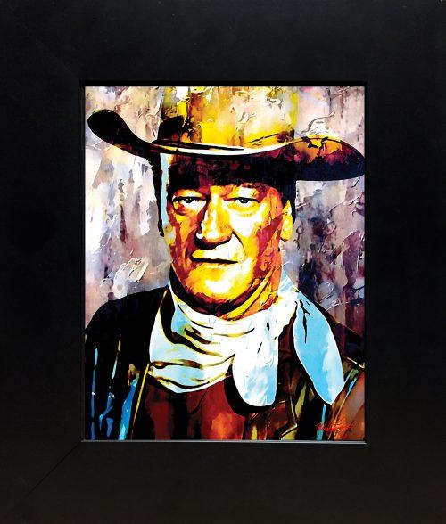 John Wayne - Gallant Duke by Mark Lewis